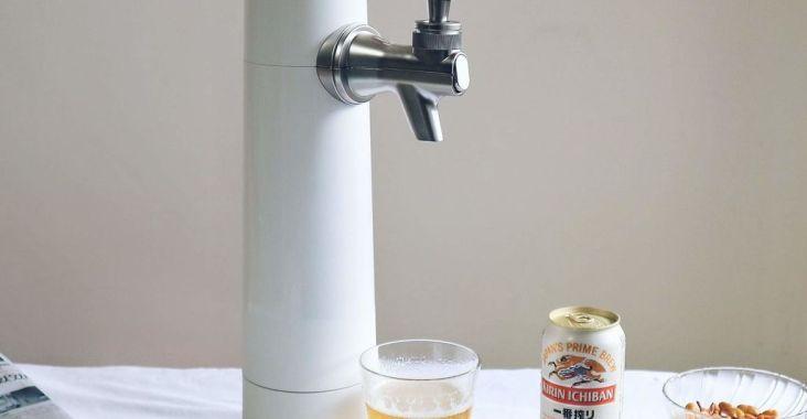 【居家生活】ONE amadana超音波啤酒泡泡機,夏日涼爽神器 /生啤酒機 / 啤酒泡沫機 @女子的休假計劃