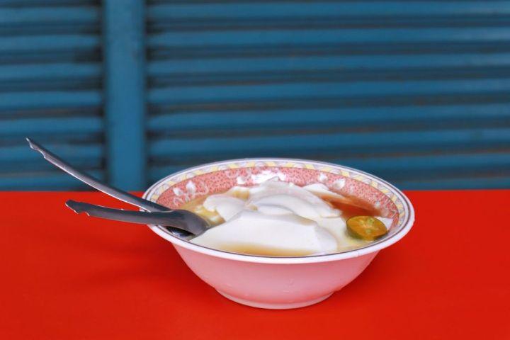 【高雄】鹽埕王家甜湯之家,純手工古早味金桔檸檬豆花。 @女子的休假計劃