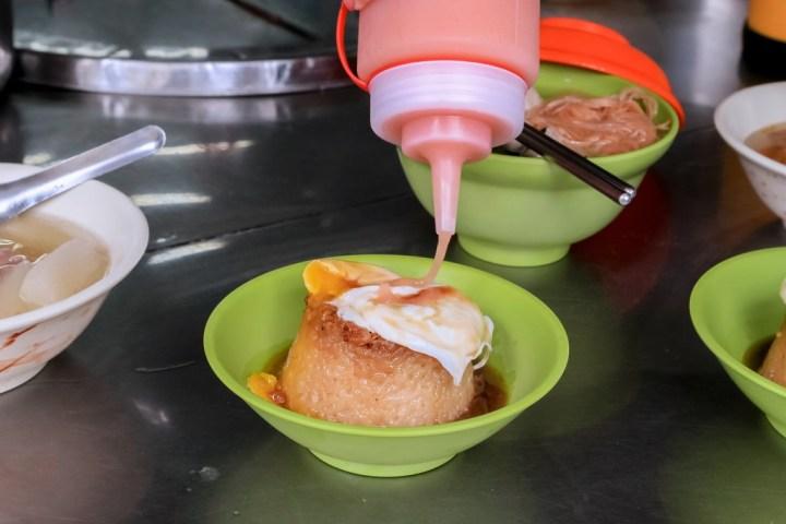 【板橋美食】板橋祖傳筒仔米糕:板橋銅板美食,傳承三代傳統古早在地滋味 @女子的休假計劃