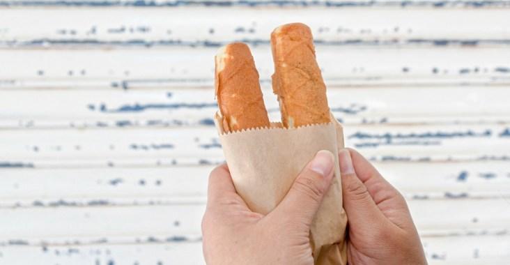 【土城美食】美味紅豆餅:土城在地30年老店,小時候的滋味「古早味麥芽煎、雞蛋糕、布丁燒」/土城銅板美食 @女子的休假計劃
