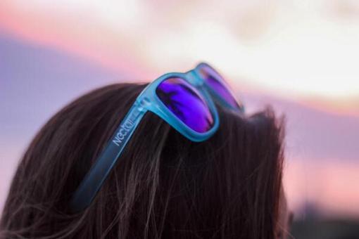 Nectar Sunglasses Bluesteel