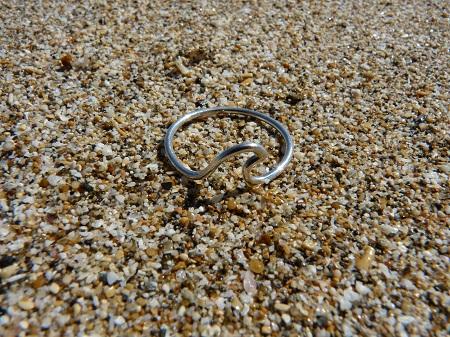 Limited Edition Handgemaakte Zilveren Ring uit Indonesie