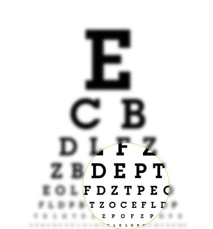 Team 21 and how it will save my eyesight.