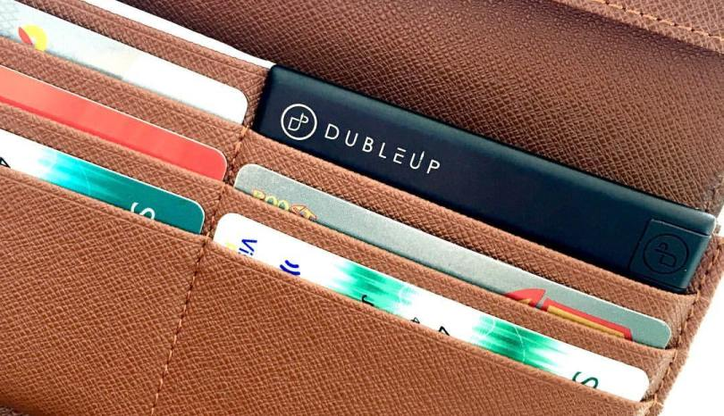 DubleUp to rescue your phone battery!