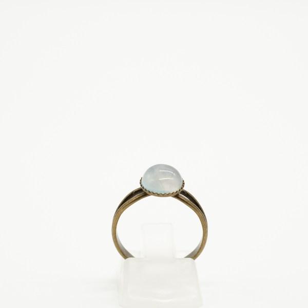 RNG-015 ronzenkwarts ring kopen