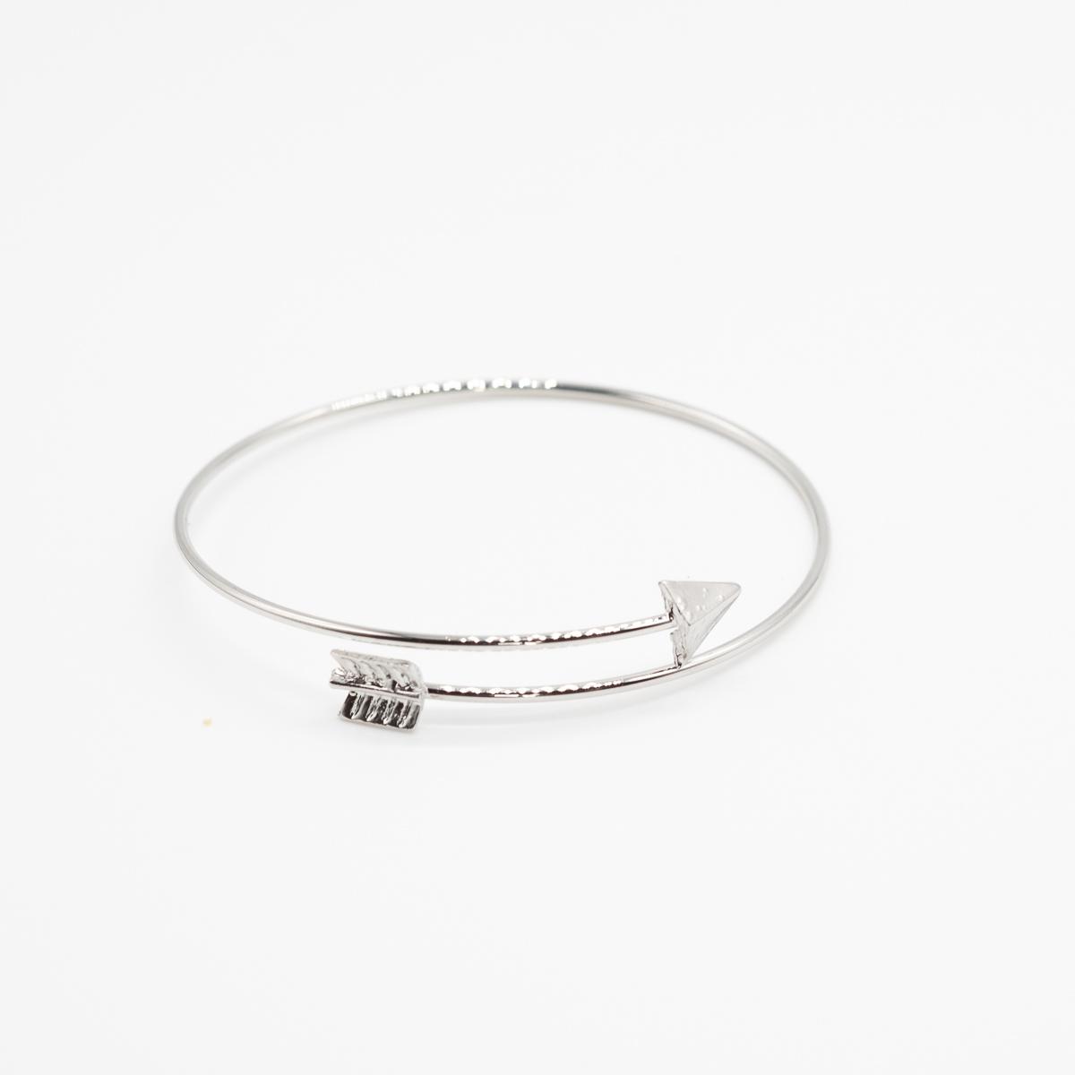 BCT-014 zilver pijl boho kopen armband