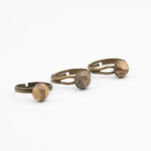 handgemaakte ring met landschapsjaspis kopen online webshop