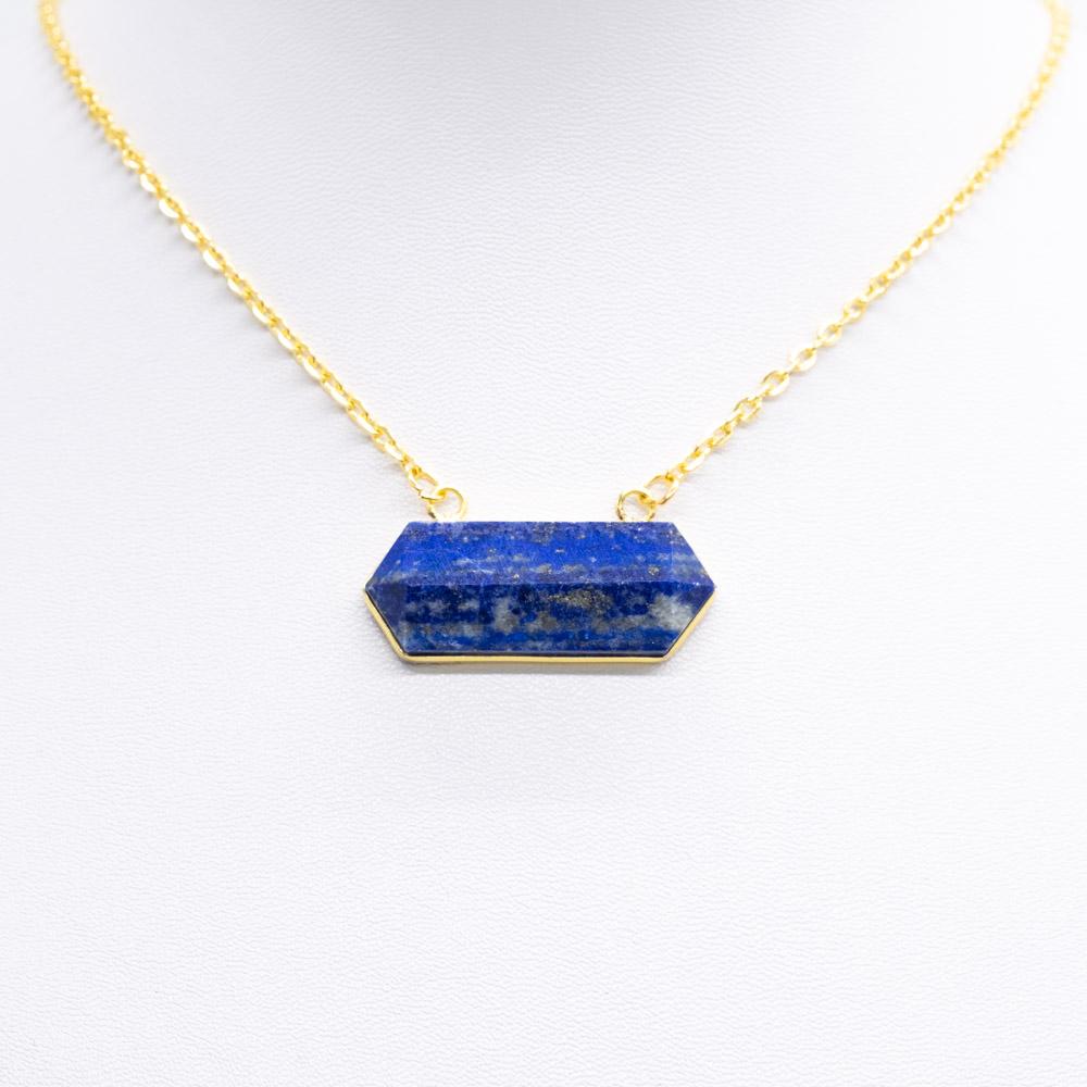 KET-050 ketting met lapis lazuli online