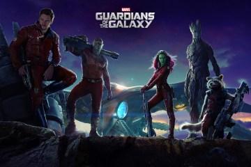 Guardians of the Galaxy keyart © Marvel