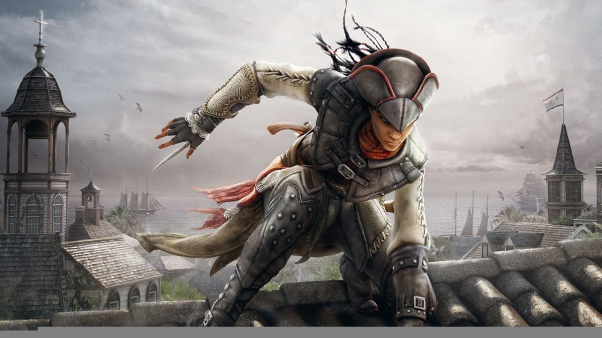 Assassin's Creed III: Liberation HD © Ubisoft