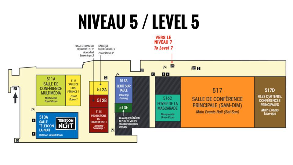 Level5- comiccon