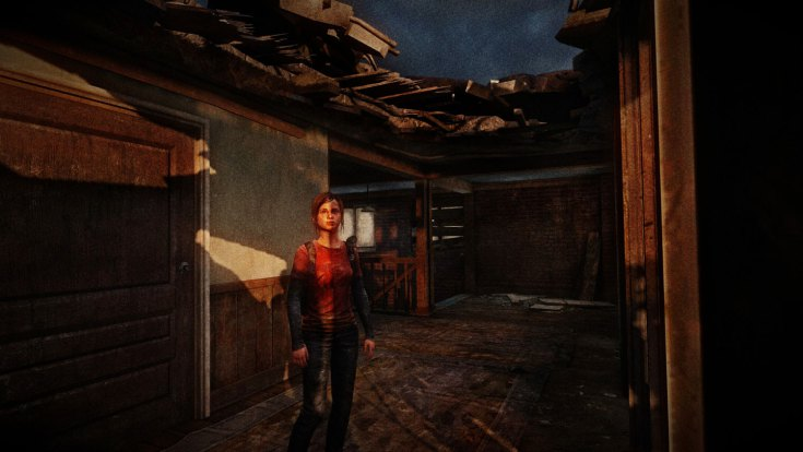 The Last of Us™ Remastered, capture by Ashley Gilbertson for TIME