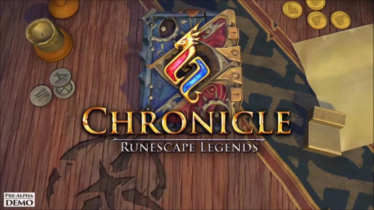 Chronicle- Runescape Legends via JAGEX