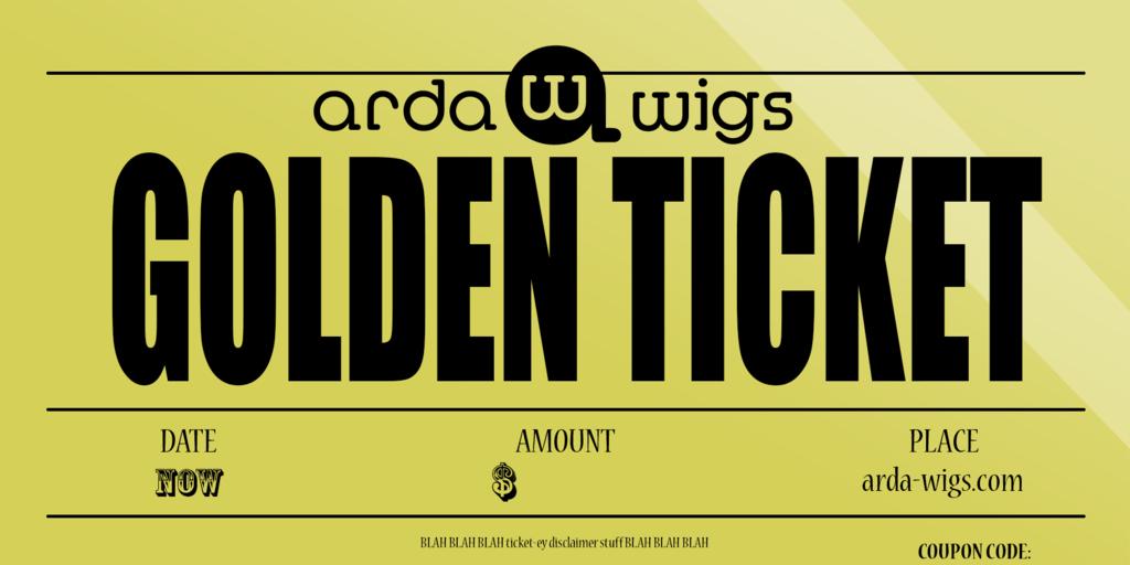 Arda Wigs Gift Certificate