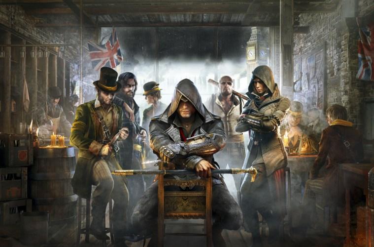 Assassins Creed Syndicate Keyart by Ubisoft Quebec