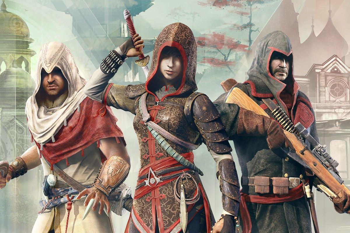 Assassin's Creed Chronicles - Image by Ubisoft