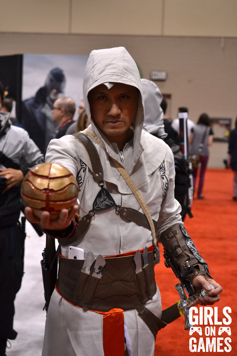 Altair Assassin's Creed cosplay