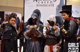 Assassin's Creed Cosplay at Fan Expo 2015
