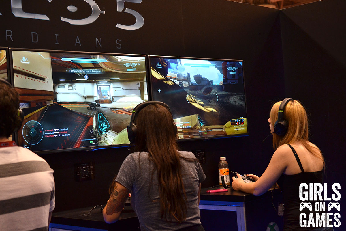 Halo 5: Guardians at Fan Expo 2015