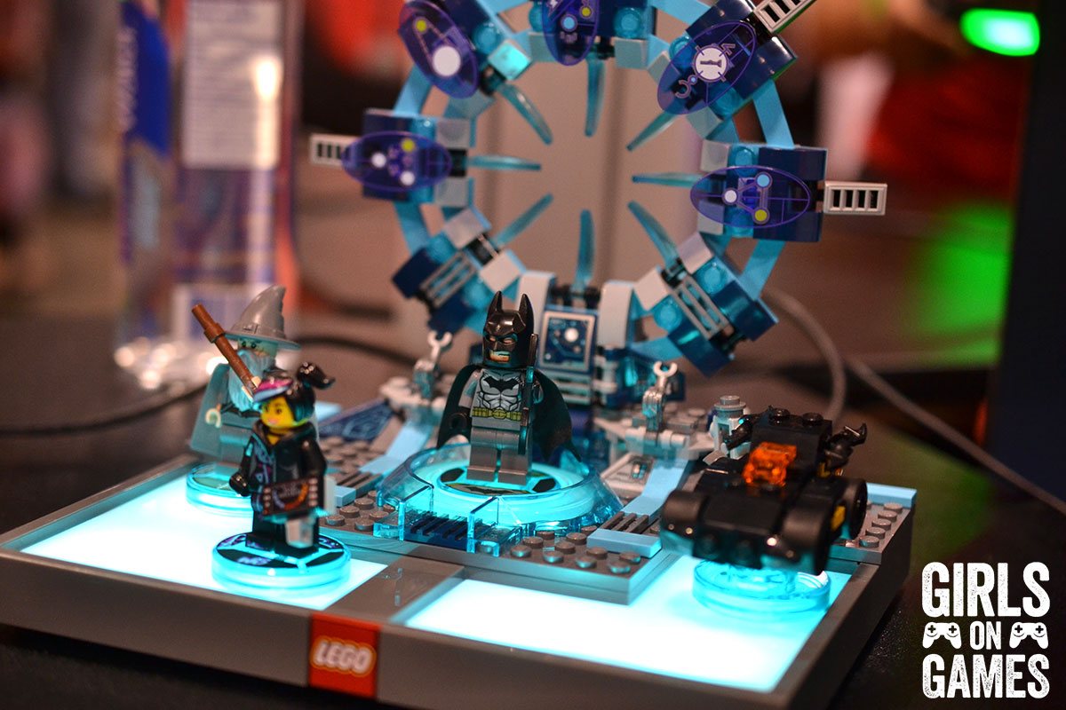 LEGO Dimensions at Fan Expo 2015