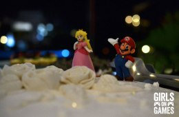 Amiibo Cake Toppers
