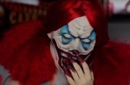 Until Dawn Clown Makeup Tutorial by Madeyewlook