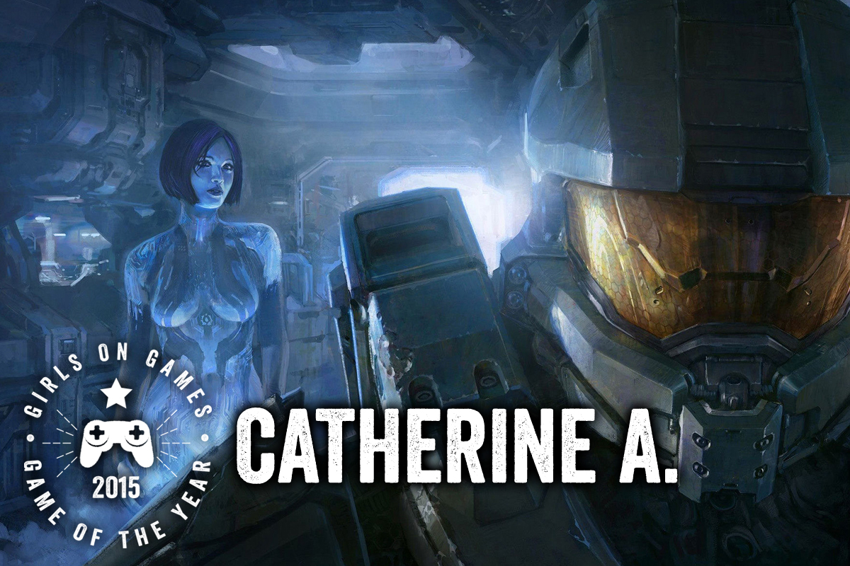 2015 Games of the Year - Catherine A - Halo 5: Guardians