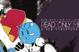 Read Only Memories Artwork by Midboss