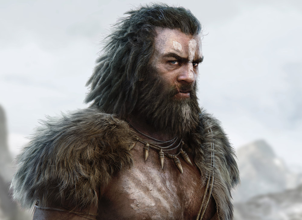 Takkar from Far Cry Primal