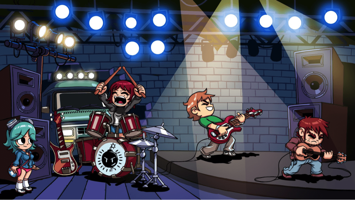 Scott Pilgrim Vs The World: The Game - Image by Ubisoft