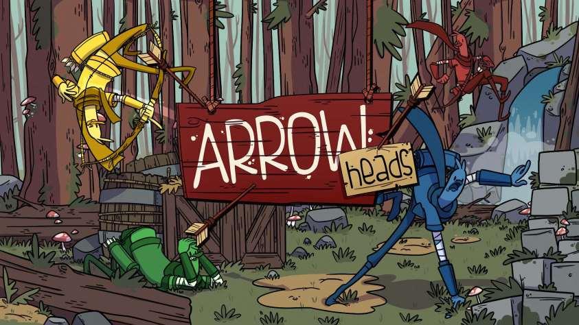 Arrow Heads - Odbird Studios