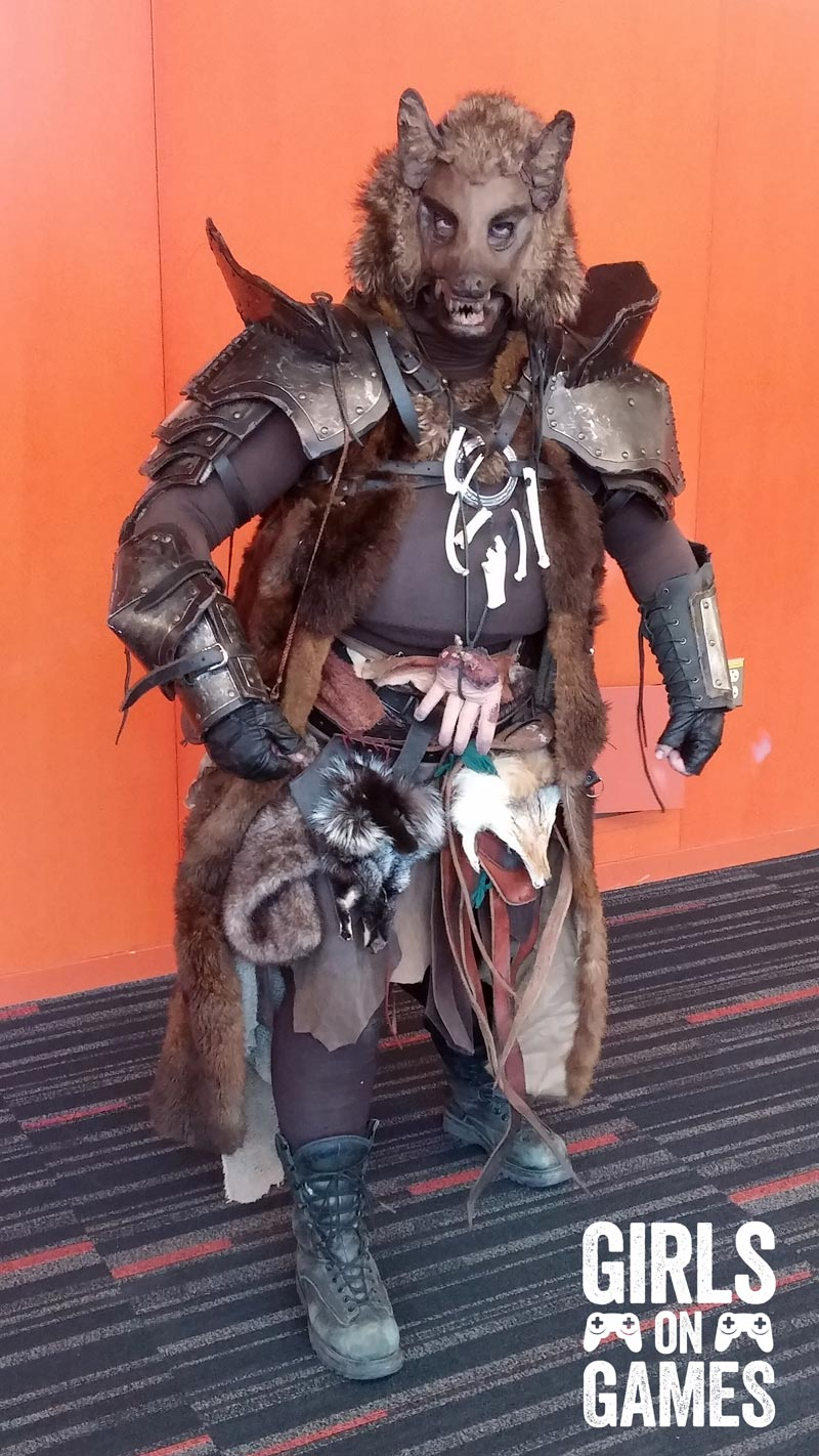 Wolf Cosplay