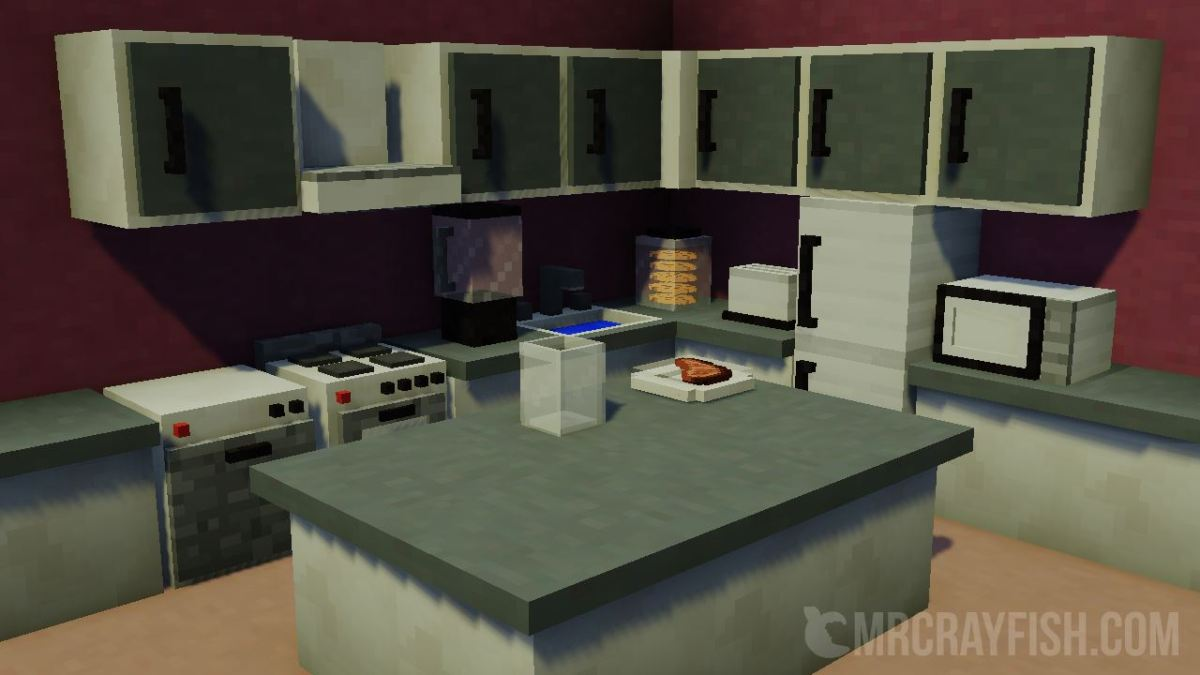MrCrayFish Kitchen