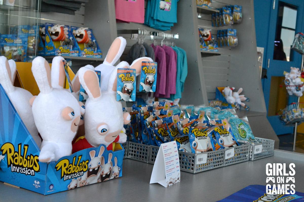 Rabbids Amusement Center Store