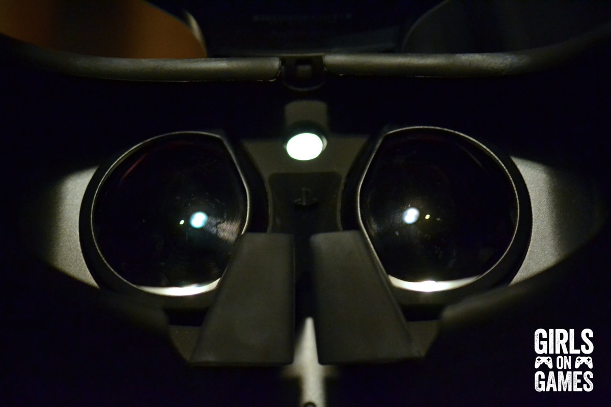 Inside the PS VR Headset
