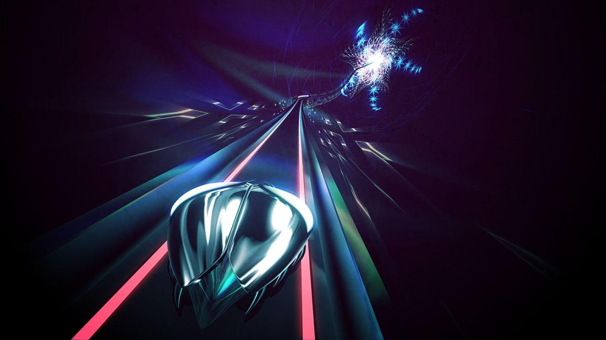 Thumper Screenshot. From PlayStation Canada