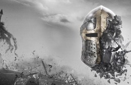 For Honor. Image from Ubisoft. Modified by Leah Jewer