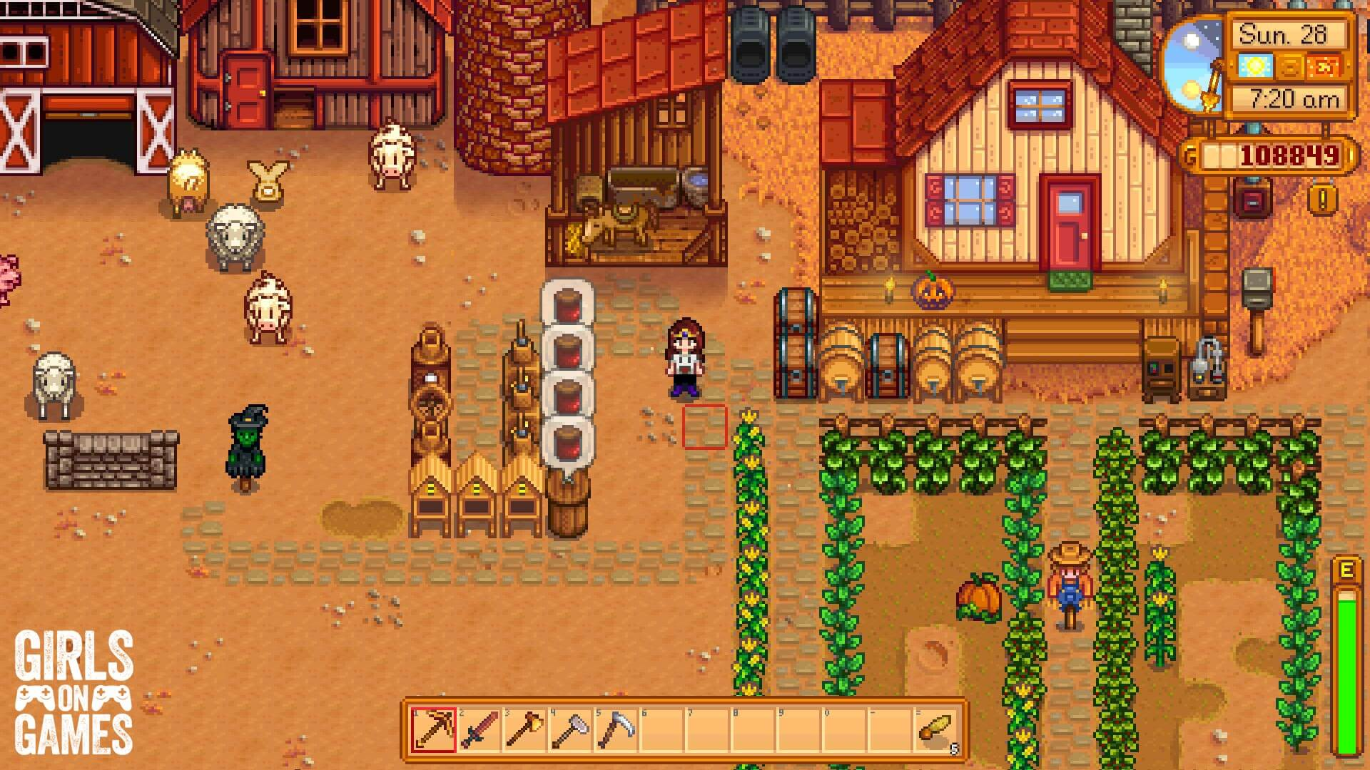 how to win fall festival stardew valley
