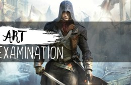 Art Examination Assassin's Creed Unity