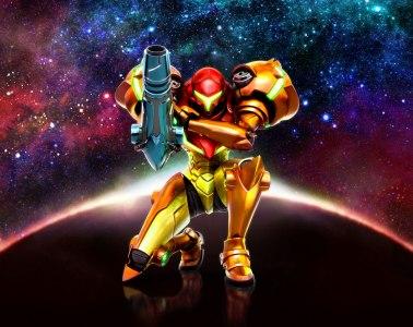 Metroid: Samus Returns Hero Art. © Nintendo