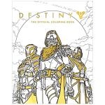 Official Destiny Coloring Book