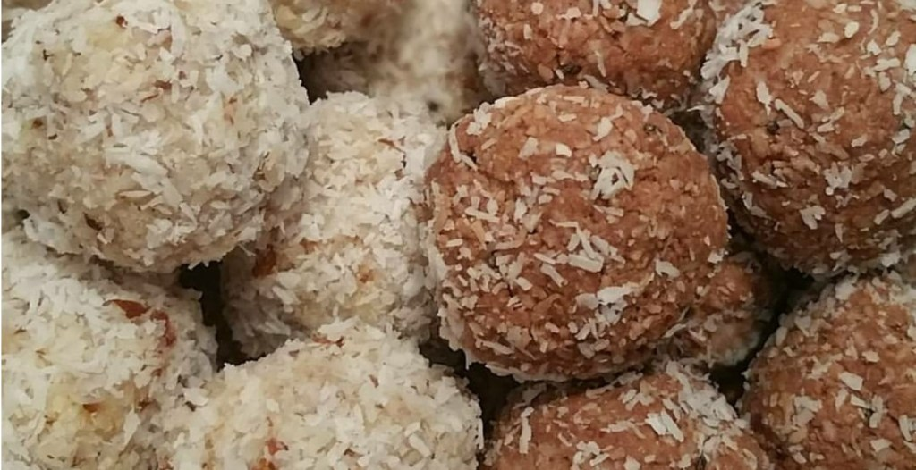 Bliss balls, healthy fit travelling