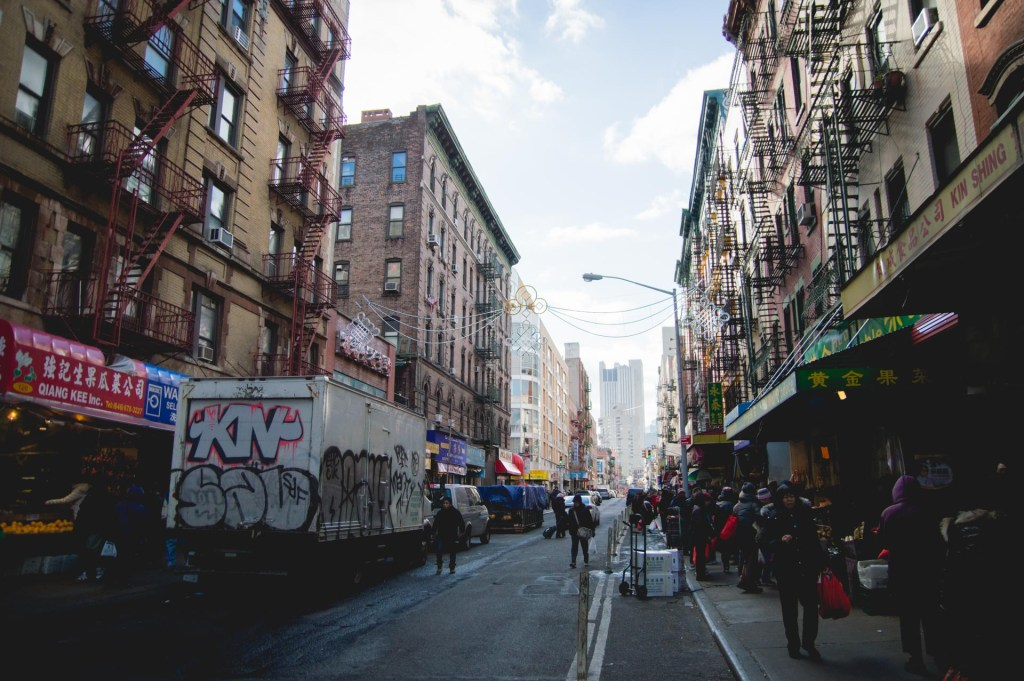 things to do in NYC - Chinatown