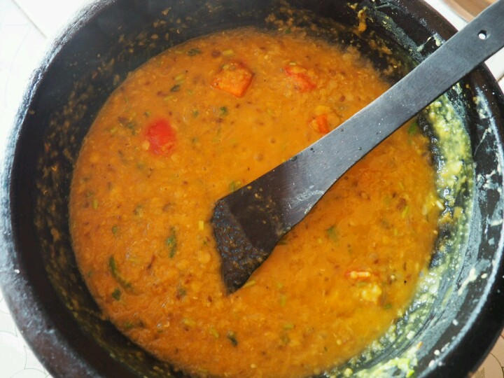 South Indian Dal Recipe - Dal - Girls vs Globe