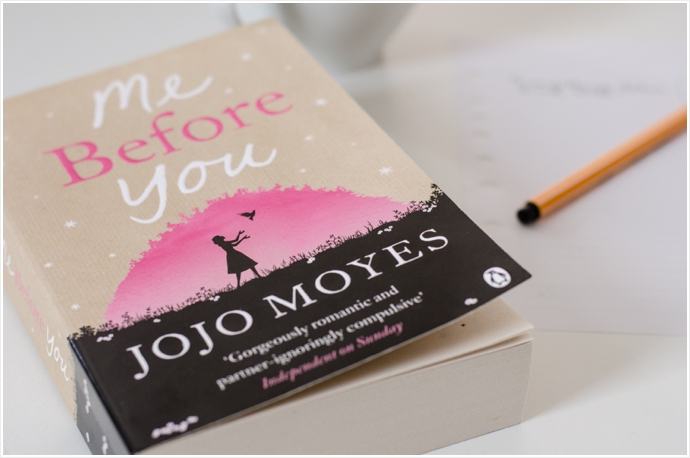 me before you jojo moyes review