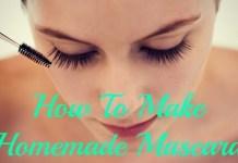 How To Make Mascara At Home