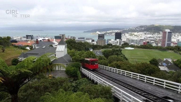 Jardin Botanique de Wellington - Girltrotter