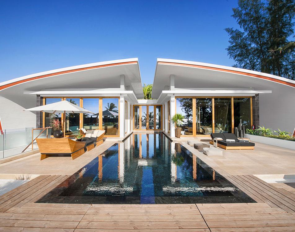 Stunning Iniala Luxus Villa Am Strand A Cero Gallery - Home Design ...