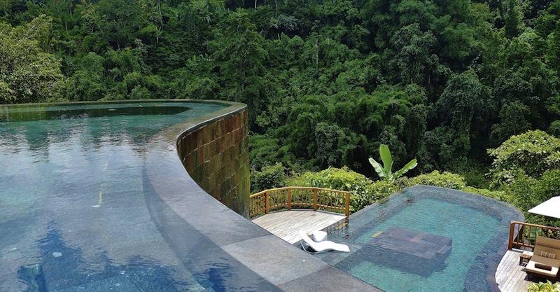Photo thanks to Hanging Gardens Of Bali