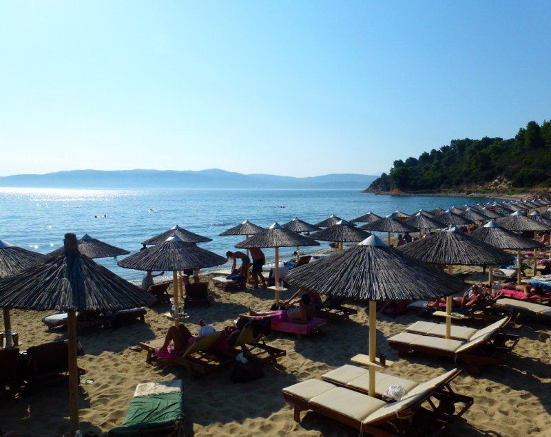 Agia Eleni Beach, Skiathos
